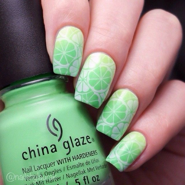 113 best nail art: summertime and Fourth of July images on Pinterest ...