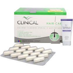 obrazek produktu Clinical Hair-care 60+30 tablet + DAREK