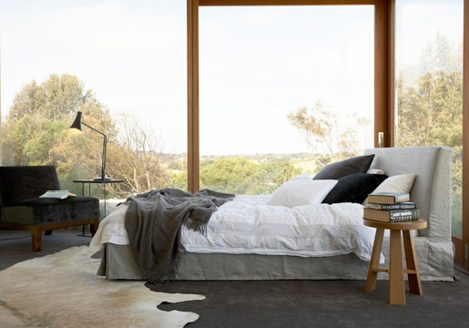 Jardan's eco-friendly Leila bed: GECA certified so you know its environmental claims are true. http://www.jardan.com.au/