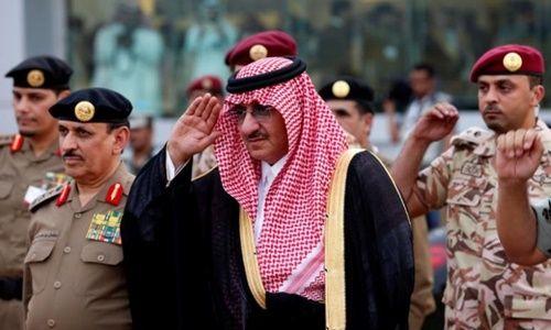 Arab Saudi bác tin giam lỏng cựu thái tử