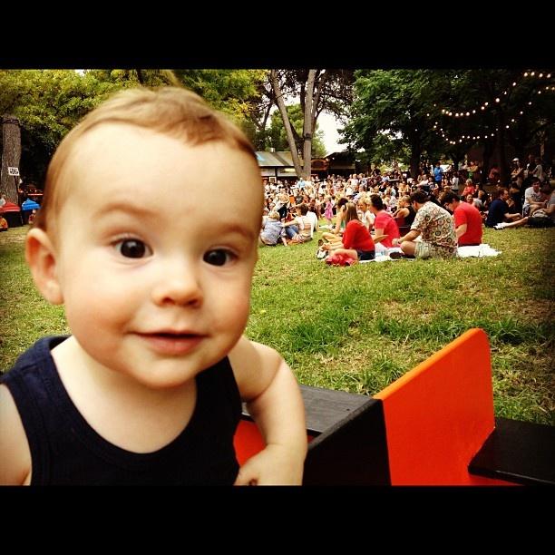 "@chris_leese's photo: ""Baby's first #adlfringe."""