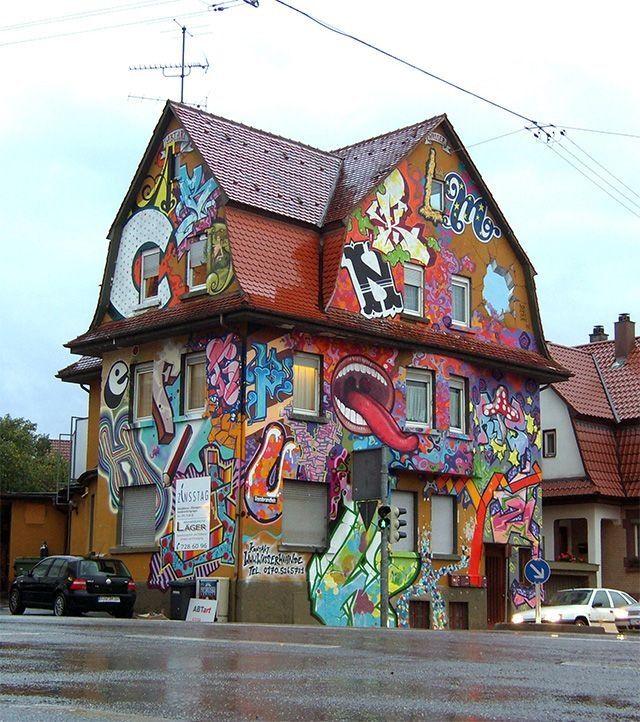 Street Art Wall Murals : Volume 9 // Urban artists on Mr Pilgrim #streetart…