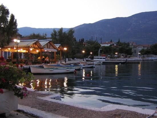 Itea, Greece check, must go back