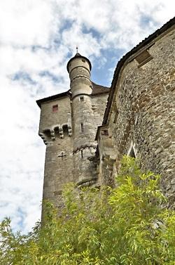 aspirationem:  Château de Menthon - Saint Bernard - Haute Savoie