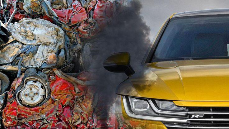Bis zu 10 000 Euro Abwrackprämie will VW springen lassen. Und die Konkurrenz zieht nach
