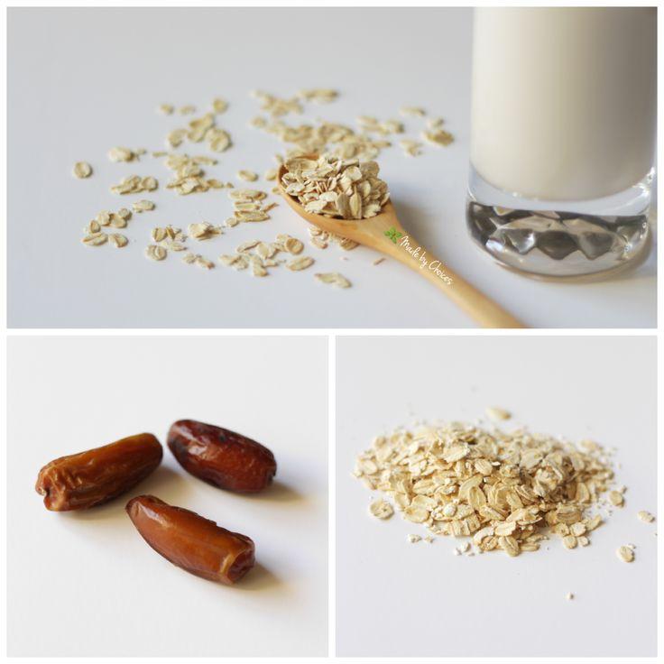 Leite de Aveia | Oat milk - Made by Choices