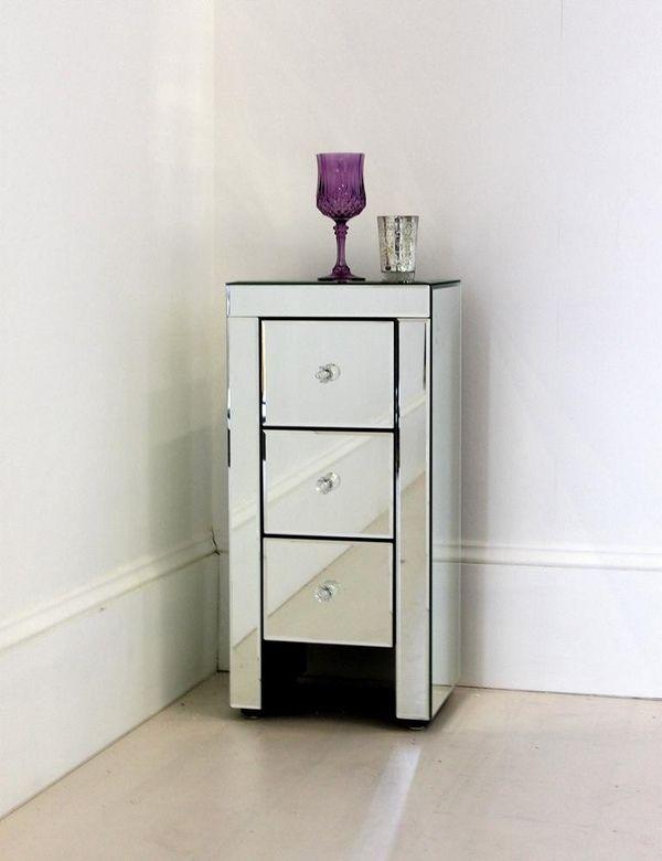 Small bedroom furniture ideas – narrow nightstand designs …
