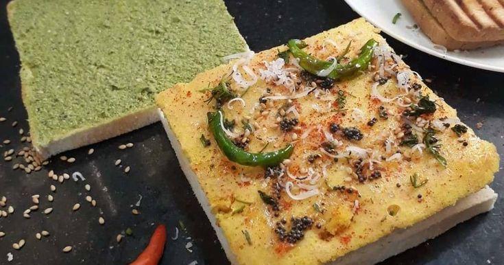 Dhokla sandwich Recipe by Sonia Kriplani... - Cookpad India in 2020