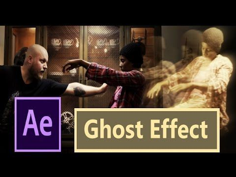 Doctor Strange Ghost Effect – Adobe After Effects Tutorial