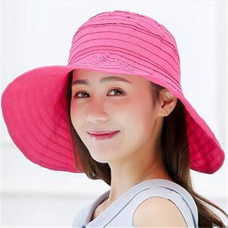 Plain sun visor hat for ladies outdoor climbing sun protection hats