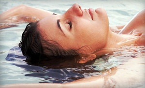Groupon - One or Three 60-Minute Sensory-Deprivation Floats at Zazen (Up to 56% Off) in San Francisco (Cow Hollow). Groupon deal price: $35.00