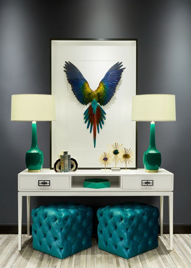 @shopplantation's beautiful timeless furnishings add color and interest to any space. #luxeLA