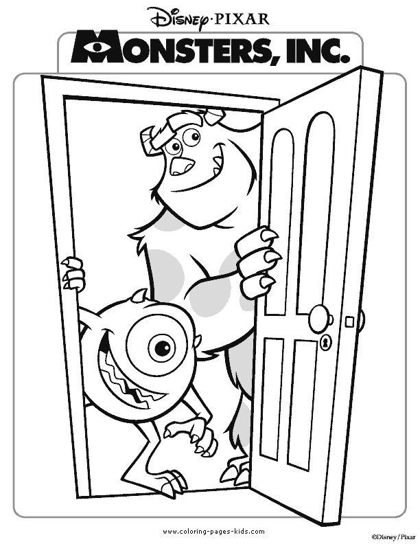 Best 20 Monsters Inc Doors Ideas On Pinterest