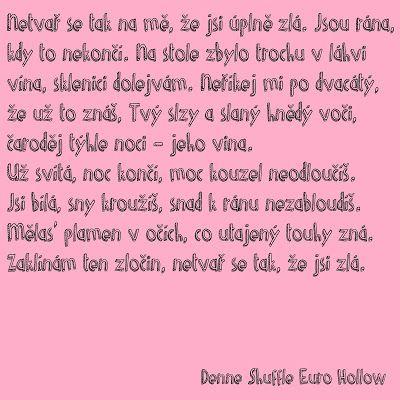 Můj papírový relax: Font, který čeština nezaskočí (22)