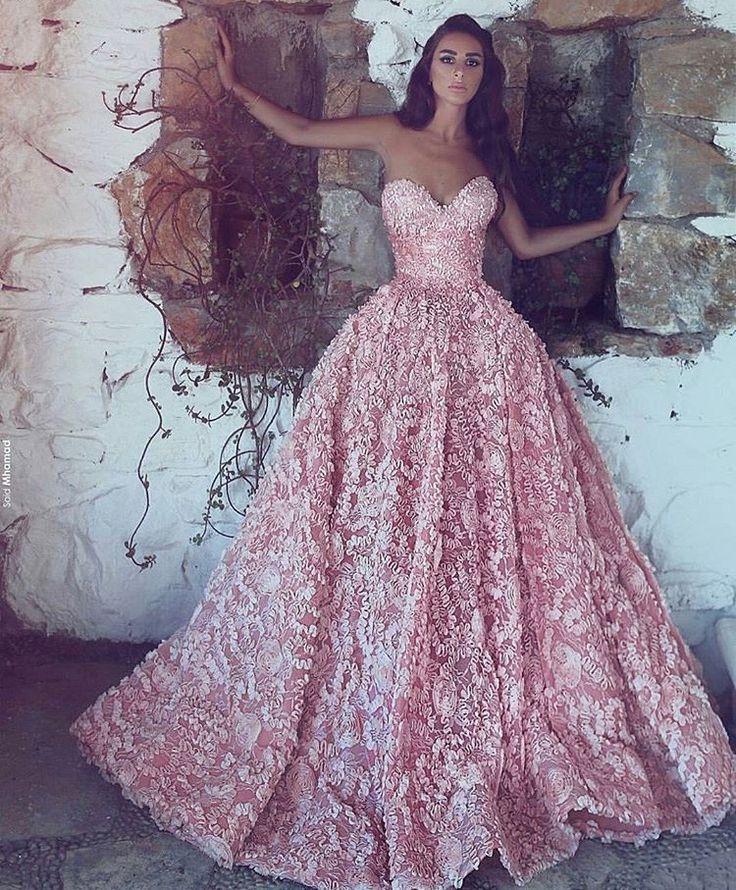 340 mejores imágenes de Couture en Pinterest | Vestidos de fiesta ...