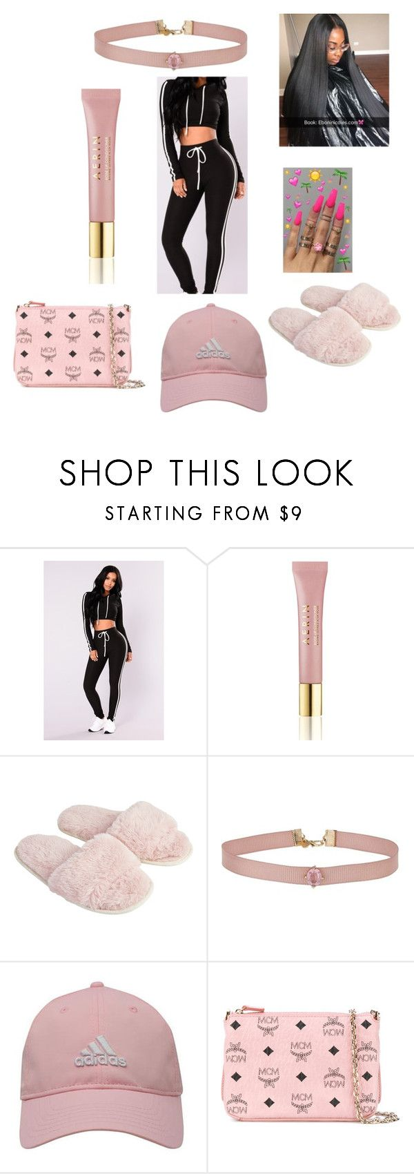 """""""Untitled #173"""" by imtruetoself ❤ liked on Polyvore featuring AERIN, Accessorize, Miss Selfridge, adidas Golf and MCM"""