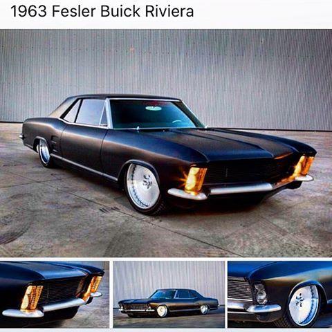 1963 Fesler Buick Riviera #lowlowlowrider #lowrider #buick #лоурайдер #бьюик #бьюикривьера