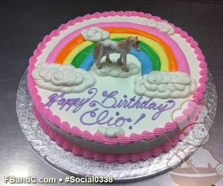 165 Best Birthday Cakes Images On Pinterest Anniversary