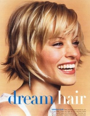 awesome Idée coupe courte : Shaggy bob - super cute . might be my next adventure ? tone down the tinker bell...