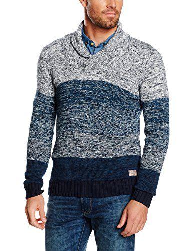 #TOM #TAILOR #Herren #Pullover #Sweater #with #Color #Flow, #Blau #(Dark #Blue #6012), #Large #(Herstellergröße: #L) TOM TAILOR Herren Pullover Sweater with Color Flow, Blau (Dark Blue 6012), Large (Herstellergröße: L), , , , , ,