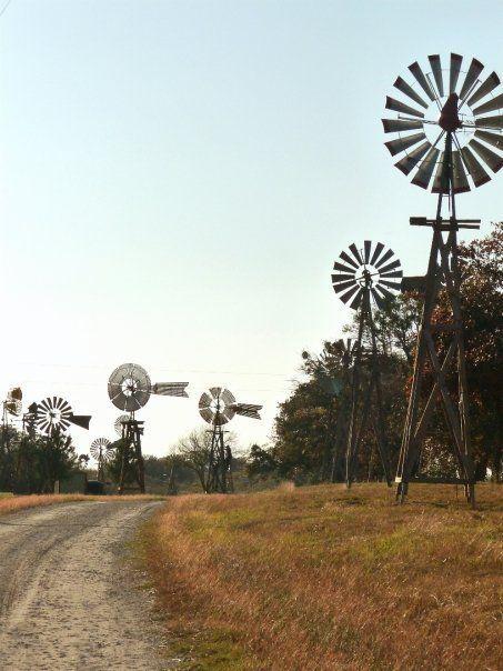 Windmill Farm - Tolar, Texas