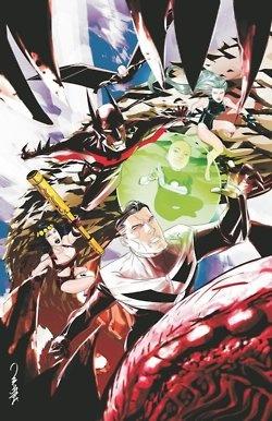 Justice League Beyond - Dustin Nguyen