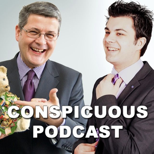 Conspicuous Podcast Episode 6 – First impressions and what people are really thinking when they meet you…