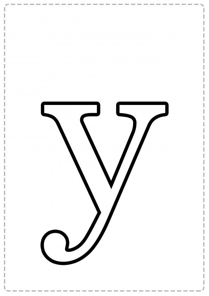 Descargar Moldes De Letras Para Imprimir Grandes Letras Para