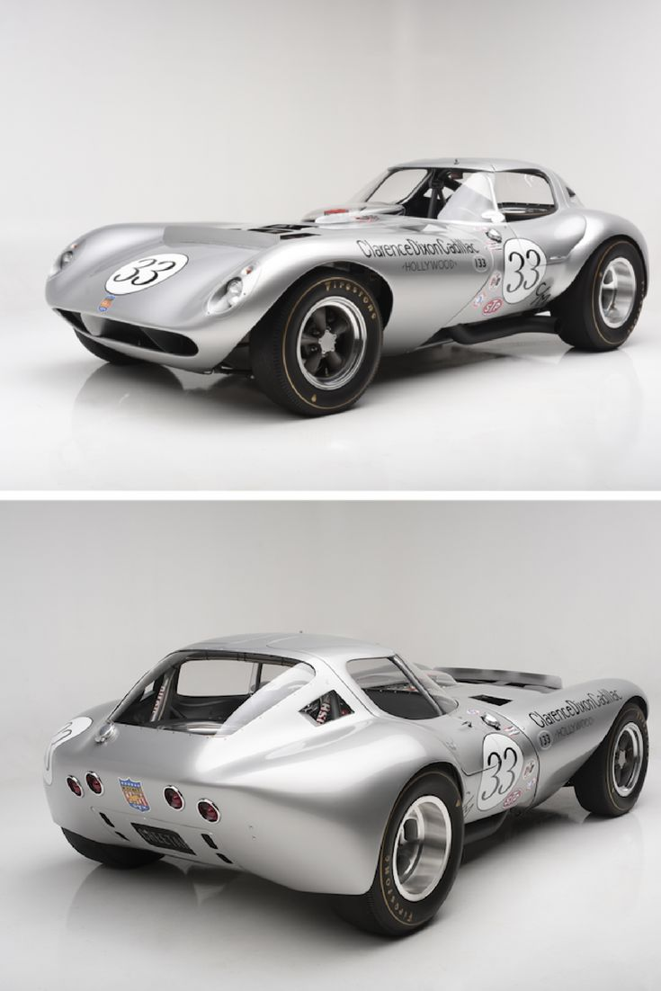 The 1964 Cheetah Race Car Is Up For Sale