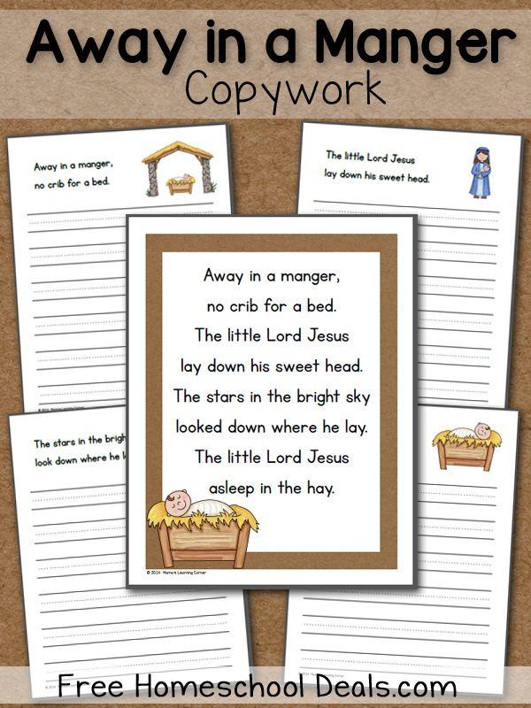 Best 25 Away in a manger ideas on Pinterest  Jesus in a manger