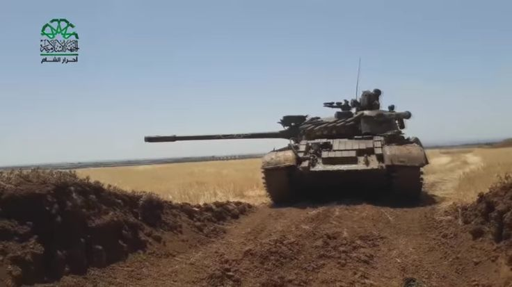 VIDEO: Rebel forces in Daraa go all in to crush ISIS branch on the border with Israel. DAMASCUS, SYRIA (0:10 A.M.) – With a 'de-escalation zone' in full effect across Daraa city, rebel factions have diverted thousands of fighters and dozens of armored vehicles to the western countryside, ultimately looking to defeat the vulnerable Jaish Khalid ibn Al-Waleed, an ISIS franchise.  Footage published by Ahrar Al-Sham on Friday showed its militants deploying tanks and heavy weaponry against ISIS.