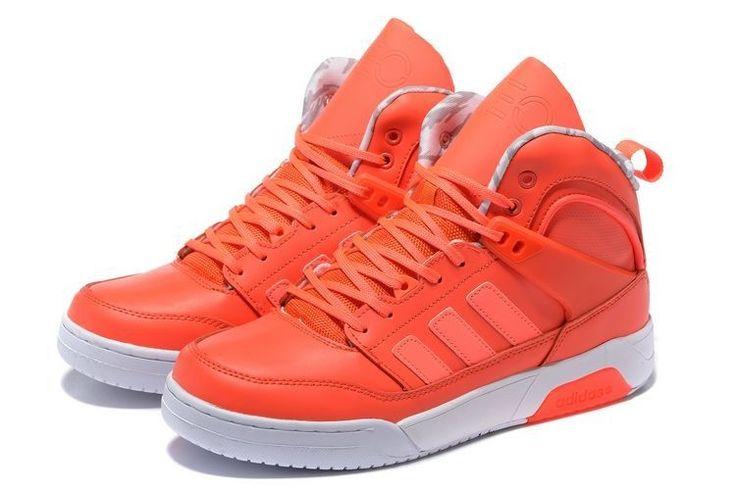 Adidas NEO Ctx9tis Casual Zapatos hombres Corriendo Zapatos Fluorescent rojo…