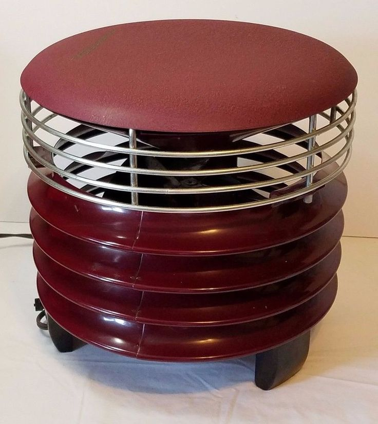 vintage hassock fan