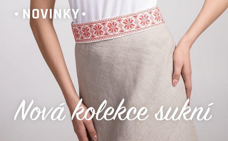 NOVINKY_Slovanské sukně Roduslava