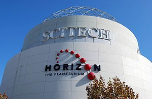 Scitech is a fun, educational and engaging science centre conveniently located in the heart of Perth.