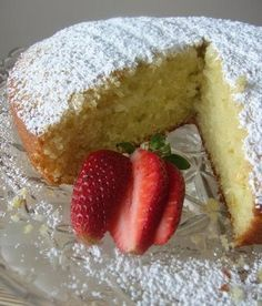 Anna Olson's Orange Olive Oil cake.  Had great reviews and seems to be a big hit.  I am making this one soon!