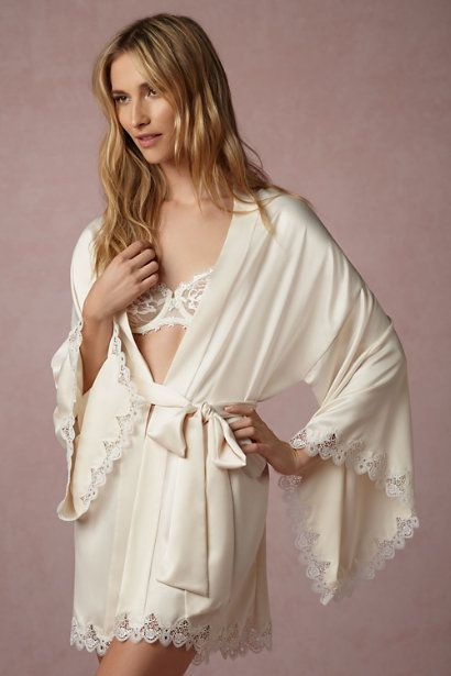 26 best images about robes on pinterest sweet peas for What undergarments for wedding dress shopping