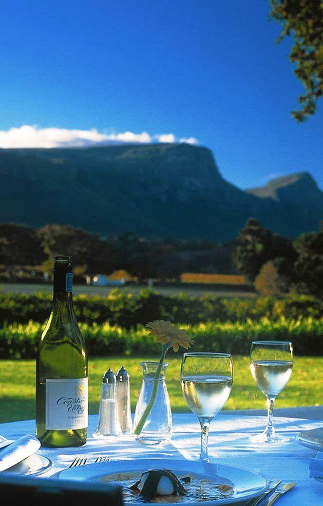 Cape Winelands.South Africa