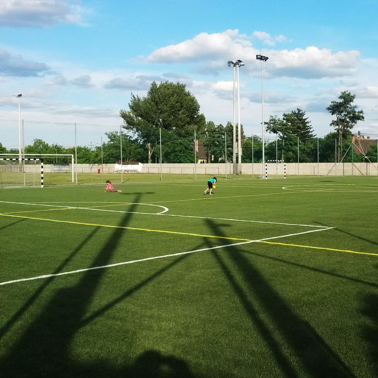 200,000 square metres (2.1 million square feet!) of ACt Global #artificialturf will be installed throughout Hungary. #sportsturf #football #soccer