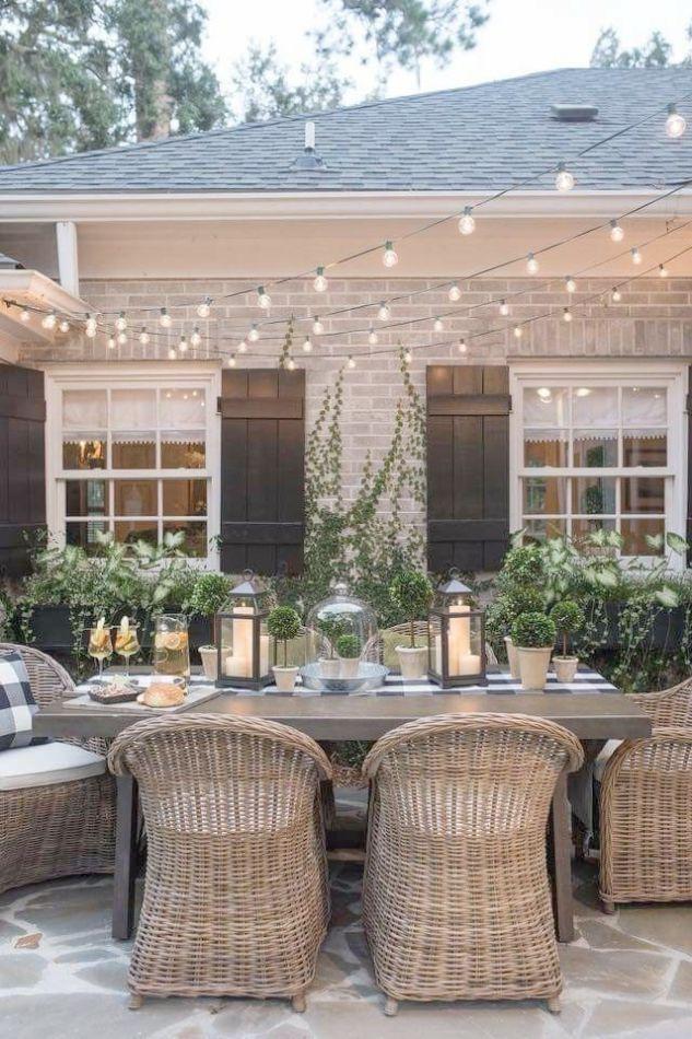 Classic Accessories Veranda Patio Table Chair Set Cover Rectangular Oval Outdoor Patio Decor Patio Design Patio Inspiration