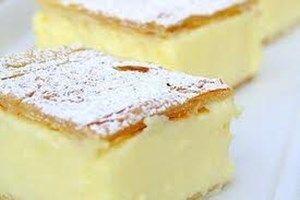 Recipe :: Australian Vanilla Slice
