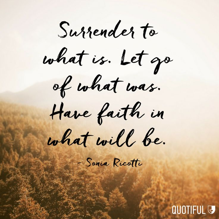 17 Best Let It Be Quotes On Pinterest