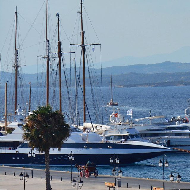 #Spetses a superb experience!!!