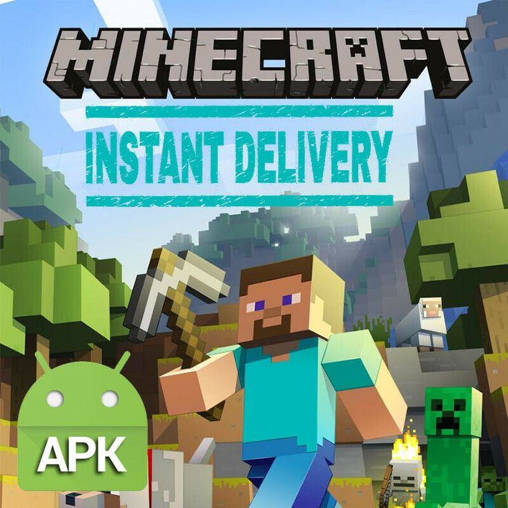 Minecraft pocket edition 2019 apk android mobile app