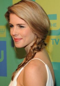 Emily Bett Rickards Plastic Surgery Before and After
