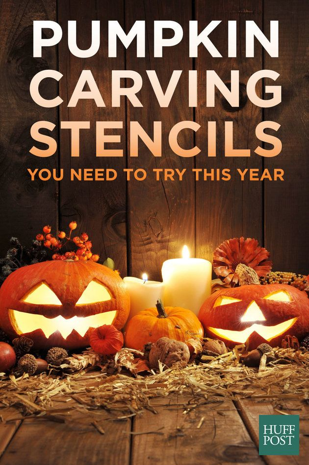 9 pumpkin carving stencils that will make your halloween pumpkin stand out - Christian Halloween Decorations