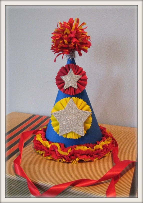 Love this for a circus themed party.