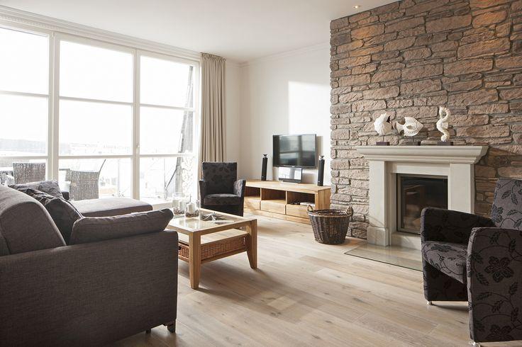 Atemberaubendes Penthouse auf Norderney mit 119m² Wohnfläche, 50m² Dachterrasse, offenem Kamin und hochwertiger Ausstattung http://norderney-ferienwohnung.eu/fewo-villa-vie-5/