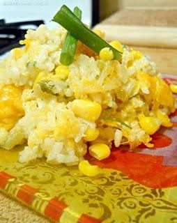 Mexican Sour Cream Rice | Veggies, Salads and Sides | Pinterest