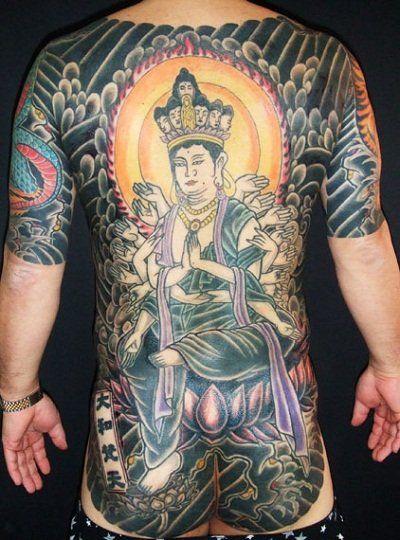 yakuza tattoo design gallery - photo #47